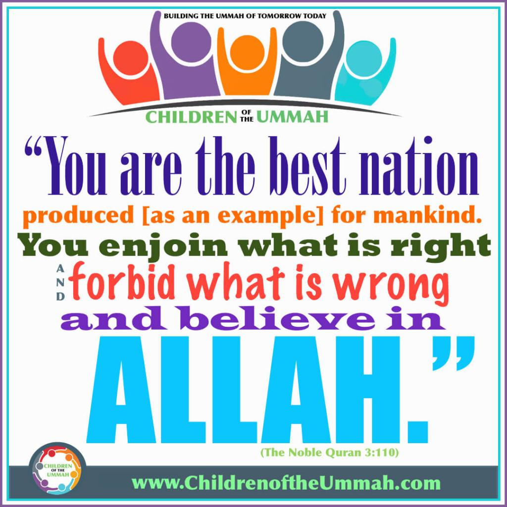 You are the Best Nation