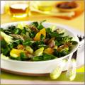 Peppered Mackerel And Watercress Salad With Orange