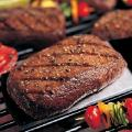Marinated Beef Steaks