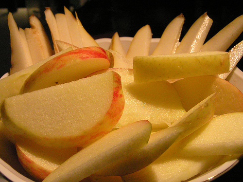 Baby Apple and Pear Puree