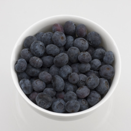 Very Berry Porridge