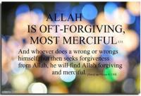 ALLAH is Most Merciful