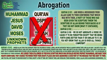 ABROGATIONs & CONTRADICTIONS in QURAN | Responding Anti-Islamist | HD