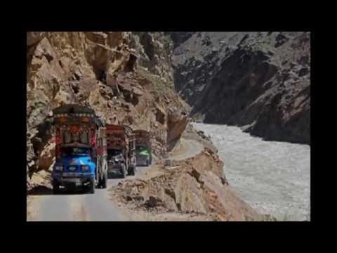 Karakoram Highway - The China-Pakistan Friendship