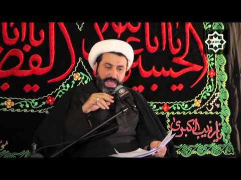 Shaykh Dr Shomali - Honourable Life - Night 4 Muharram 2015