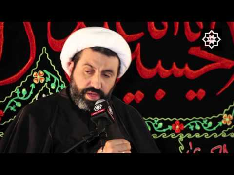Shaykh Dr Shomali - Honourable Life - Night 7 Muharram 2015
