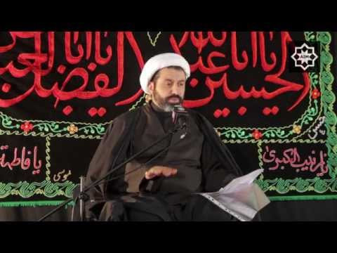 Shaykh Dr Shomali - Honourable Life - Night 6 Muharram 2015