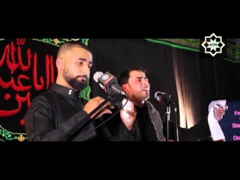 Ammar Al-Nashed & Mohamed Farhat - Latmeya - Night 3 Muharram 2015