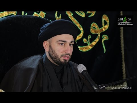 Ashura in Quran - Sayed Jafar Baraka - 3 Dec 2015 Arbaeen Night 1