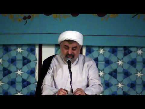 Lessons from the life story of the Prophets (7 Ramadhan 2016) - by Sheikh Bahmanpour - 13/06/2016