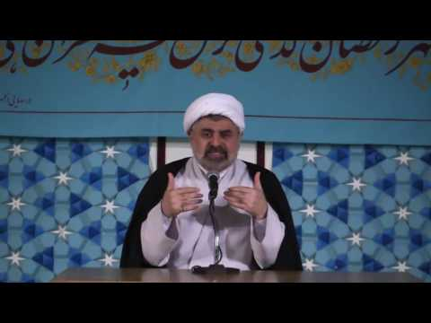 Lessons from the life story of the Prophets (9 Ramadhan 2016) - by Sheikh Bahmanpour - 15/06/2016