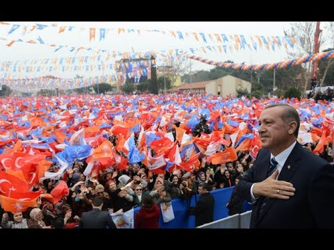 Recep Tayyip Erdogan : Real Hero Of Turkish Peoples