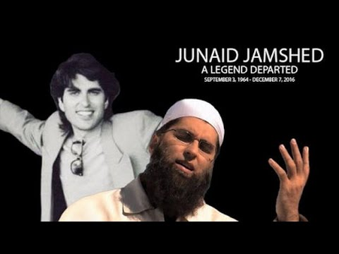 Junaid Jamshed : A Legend Departed